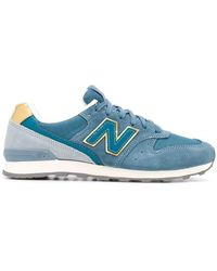 New Balance - Low Top Trainers - Lyst