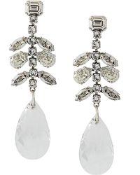 Isabel Marant - Peace Glass Earrings - Lyst