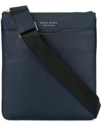 BOSS | Minimal Messenger Bag | Lyst