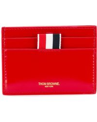 Thom Browne Double-sided Cardholder