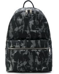 Dolce & Gabbana - Vulcano Camouflage Backpack - Lyst