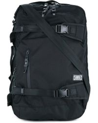 AS2OV - Double Buckle Zipped Backpack - Lyst