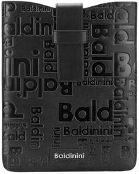 Baldinini - Embossed Leather Carholder - Lyst