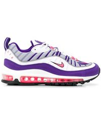 super popular 28e1a a7303 Nike - Air Max 98 Sneakers - Lyst
