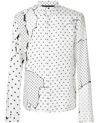 Haider Ackermann - Polka Dots Shirt - Lyst