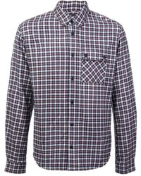 Aztech Mountain - Checked Shirt - Lyst