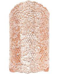 Aurelie Bidermann | 'vintage Lace' Cuff | Lyst