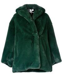 Courreges - Oversized Coat - Lyst
