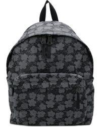 Eastpak - Floral-print Backpack - Lyst