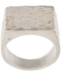 Wouters & Hendrix - Block Ring - Lyst