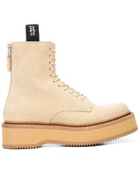 R13 - Hiking Boots - Lyst