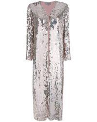 Temperley London - Sequin Bardot Jacket - Lyst
