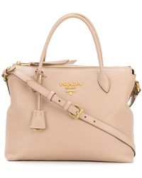 Prada - All Designer Products - Cameo Tote - Lyst