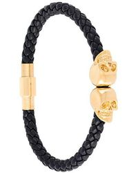 Northskull - Skull Bracelet - Lyst