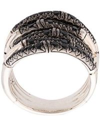 John Hardy - Bamboo Sapphire Ring - Lyst