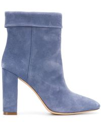 Twin Set - Heeled Ankle Boot - Lyst