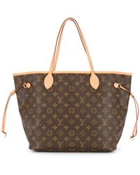 Louis Vuitton - Neverfull Tote Bag - Lyst