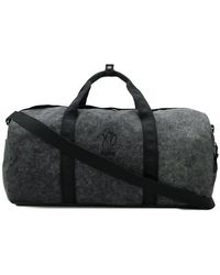 PUMA - Embroidered Logo Holdall - Lyst