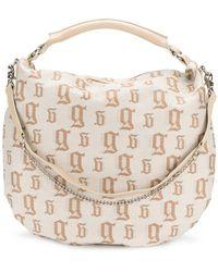 John Galliano | Monogram Shoulder Bag | Lyst