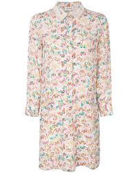 Zadig & Voltaire - Rubis Butterfly Dress - Lyst