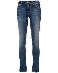 Nudie Jeans - Vaqueros pitillo - Lyst