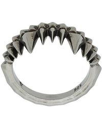 Kasun - Crocodile Bite Ring - Lyst