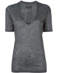 Isabel Marant - Maree T-shirt - Lyst