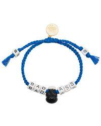 Venessa Arizaga - Badass Slogan Bracelet - Lyst