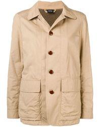 Workwear Lyst Jacket Pocket Two Aspesi XPqwA6W