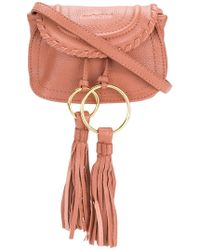 See By Chloé | Tassel Embellished Clutch | Lyst