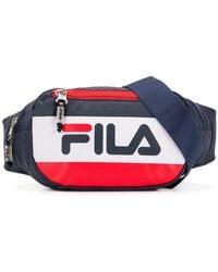 Fila - Front Logo Waistbag - Lyst