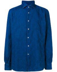 Glanshirt - Paisley Embroidered Shirt - Lyst
