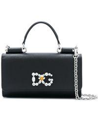 Dolce & Gabbana - Mini Sicily Von Bag - Lyst