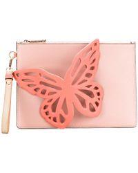 Sophia Webster - Butterfly Design Clutch - Lyst