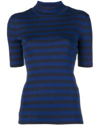 Closed - Striped T-shirt - Lyst