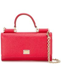 ec027b7fcbf6 Dolce   Gabbana - Mini  von  Shoulder Bag ...