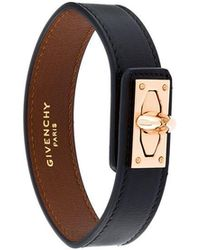 Givenchy - 'shark Lock' Bracelet - Lyst