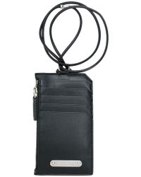 Saint Laurent - Fragments Id Strap Card Case - Lyst