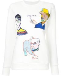 Katya Dobryakova - Artists Sweatshirt - Lyst
