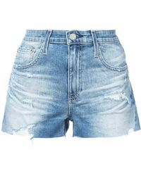 AG Jeans - Bryn Shorts - Lyst