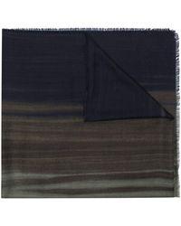 Ermenegildo Zegna - Coloured Styled Scarf - Lyst