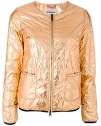Rossignol - Diagonal Laminated Jacket - Lyst
