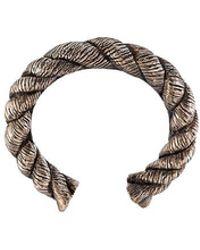 Christian Dada - Rope Ring - Lyst