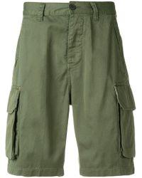 Deus Ex Machina - Double Pocket Cargo Shorts - Lyst