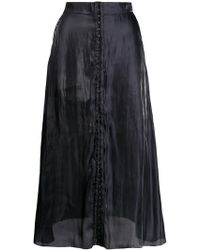 Murmur - Hook Fastening Skirt - Lyst