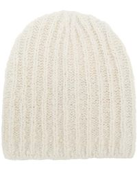 Isabel Marant - Flecked Knitted Hat - Lyst