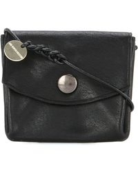 Ann Demeulemeester - Snap Fastening Coin Pouch - Lyst
