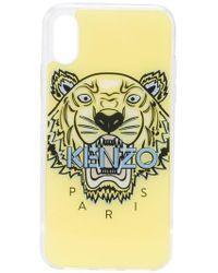 KENZO - Logo Iphone X Case - Lyst