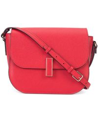 Valextra - Fold-over Closure Crossbody Bag - Lyst