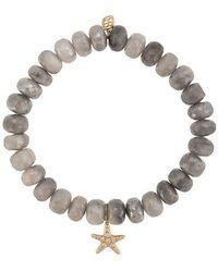 Sydney Evan - Starfish Bracelet - Lyst